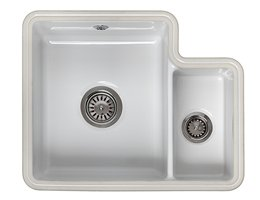 Reginox Tuscany 1.5 Bowl Ceramic Undermount Sink