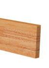 Rubberwood Plinth 3M X 150 X 20mm