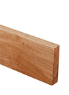 Rubberwood Worktop Upstand 3M X 80 X 18mm
