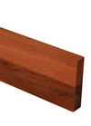 Sapele Worktop Upstand 3M X 80 X 18mm