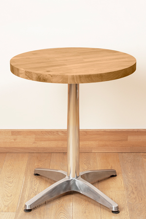 Single Aluminium Table Base
