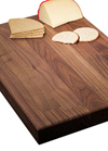 Solid Black American Walnut Chopping Board