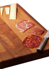 Solid Iroko Chopping Board