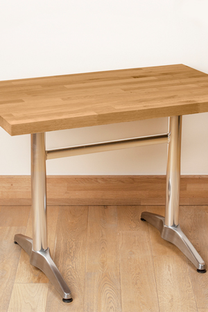 Twin Aluminium Table Base