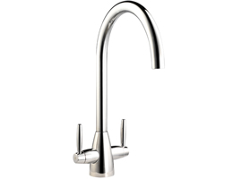 WEX Cetus Chrome Kitchen Mixer Tap