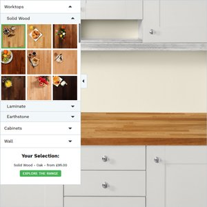 Worktop Visualiser