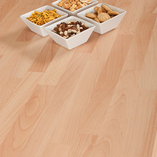 Beech Block Laminate Worktop