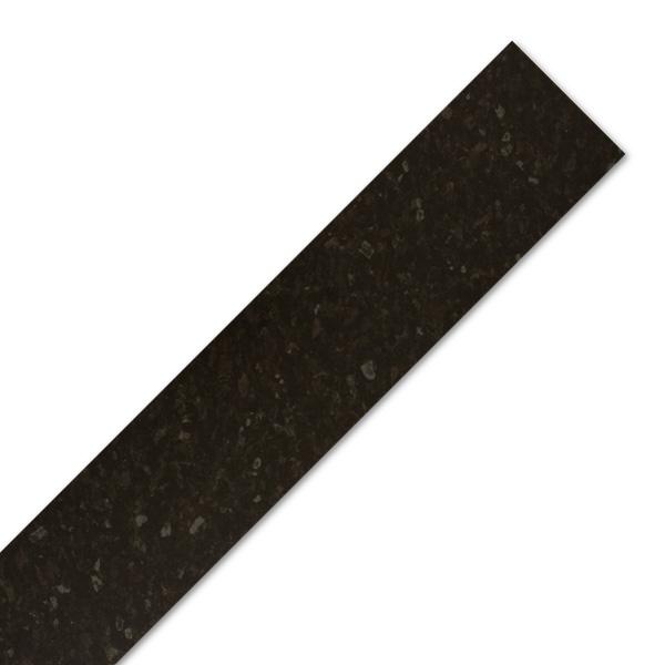 Black Nimbus Worktop Edging Strip Amp Black Granite Laminate