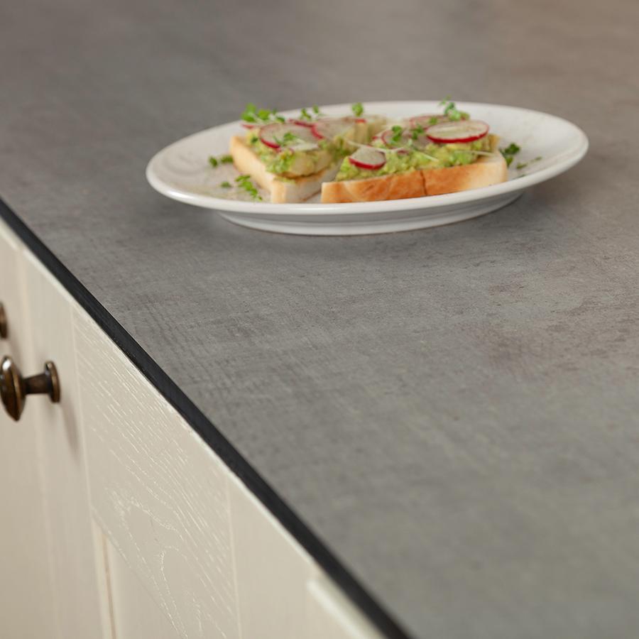 Kitchen Worktops Express: Concrete Solid Laminate Worktop