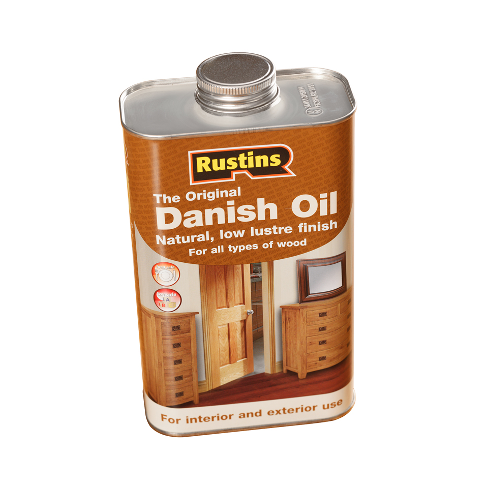 Kitchen Worktops Express: Rustins Danish Oil 1L