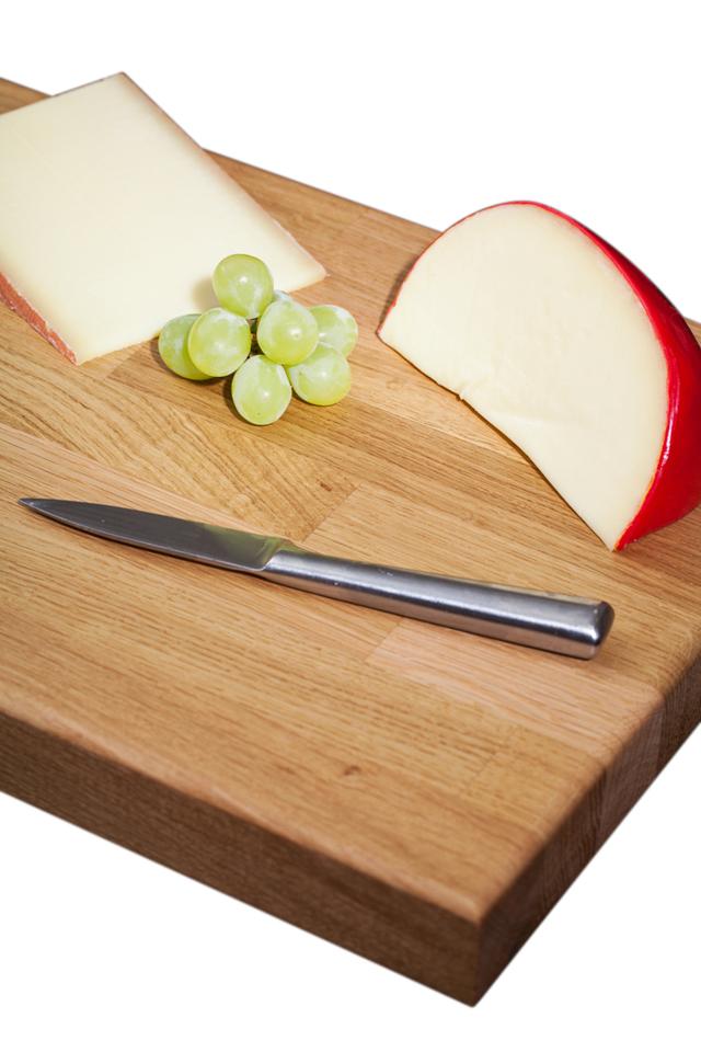 Solid Prime Oak Chopping Board Worktop Express