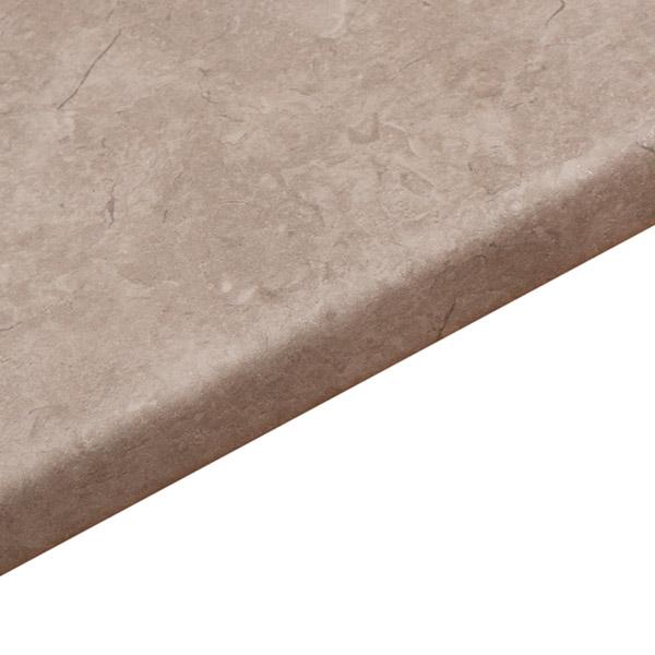Stone Effect Laminate Bathroom Worktop 2m X 365mm X 28mm
