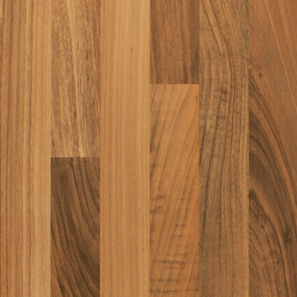Walnut Block Laminate Worktops, Walnut Effect Work ...