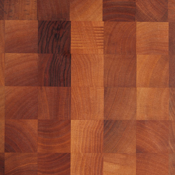 Walnut End Grain Butchers Block Worktop D620 X 100mm