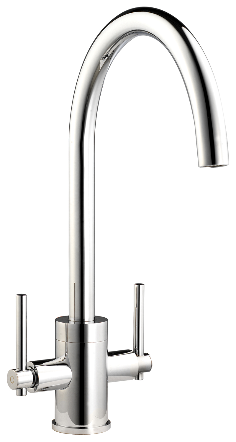 Buying and Installing Kitchen Taps for Solid Wood Worktops: A ...