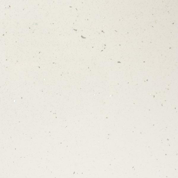 White Andromeda Laminate Kitchen Splashback Amp White