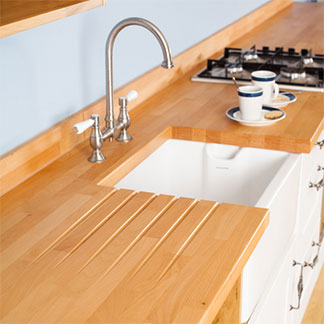 Removing Stains And Discoloration On Wooden Work Surfaces Worktop Express Information Guides