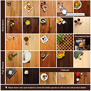 Research your wooden worktops