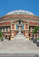 Royal Albert Hall South West London solid wood worktops.
