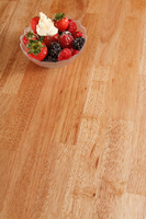 Rubberwood solid wood worktops are a popular choice in Slough.
