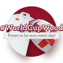 Win Rugby World Cup Prizes with Worktop Express!