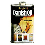 Rustin's Danish Oil for Kitchen Worktops
