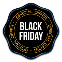Save 15% in our unmissable 'Black Friday Weekend'