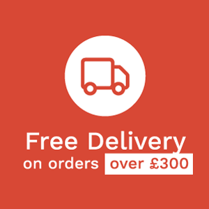 Get Free 2Man Delivery on All Orders over £300!
