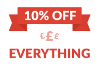 10% Off Everything This November!