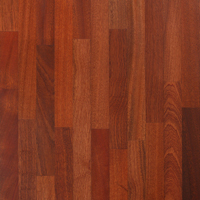 Sapele worktops start out a pale pink and quickly darken to a rich red hue.