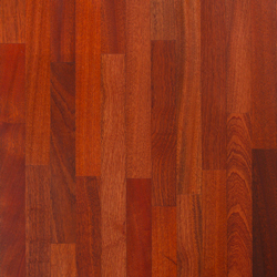 Sapele provides warmth and can be a fantastic complement to the fair shades of white marble effect surfaces