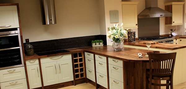 The Worktop Express Showroom