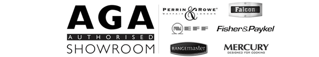 AGA authorised showroom