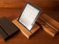 solid wood tablet stands Solid Wood Kitchen Work Tops