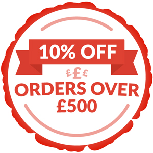 Spend £500 on Worktops by 18th April and get 10% discount!