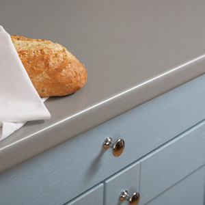 Our wide choice of laminate kitchen worktops are both easy to maintain and  resistant to scratches.