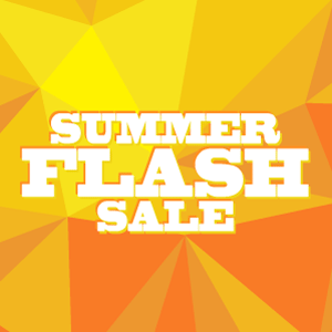 Summer Flash Sale