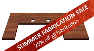 Summer Fabrication Sale