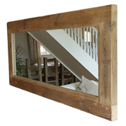 Chunky Mirror Real Wooden Worktops