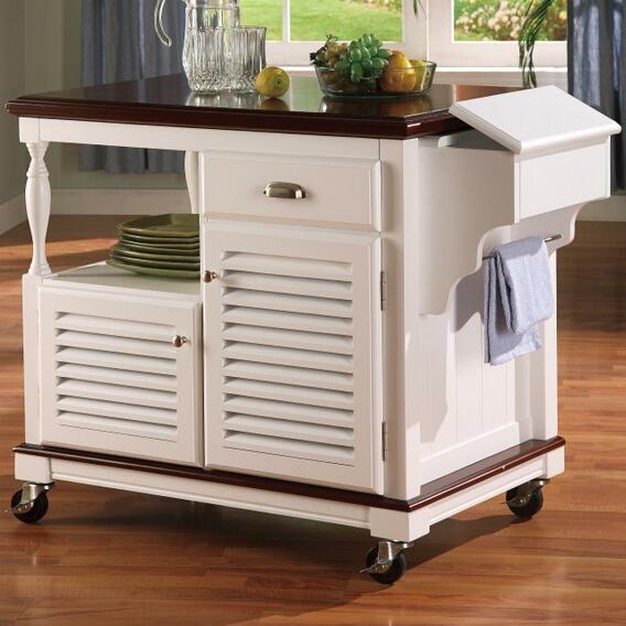 Kitchen Island On Wheels Uk: Top 5 Wooden Kitchen Trolleys To Match Your Kitchen