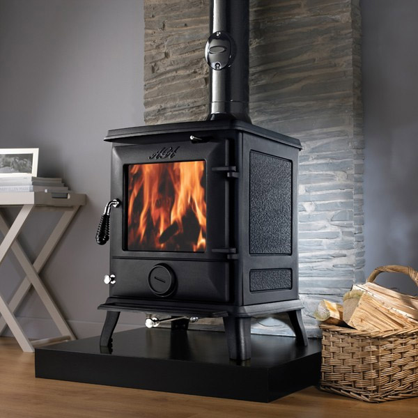 Top 5 Wood Burning Stoves Perfect For Kitchens With Solid