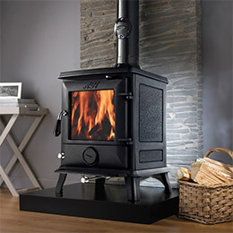 The AGA Ludlow SE Woodburning Stove