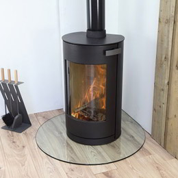 The Mendip Somerton Compact Stove