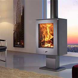 The Panadero Kali Wood-Burning Stove