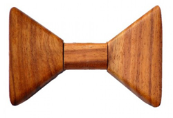 WoodTies.co.uk - Wooden Bow Tie