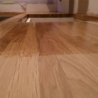 Treating Solid Wood Worktops