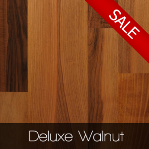 Deluxe European Wood Kitchen Work Surfaces Now on Sale