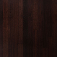 Our wenge worktops are very dense, and feature dark, dramatic hues that contrast beautifully with pale maple.
