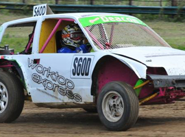 Stuart Deacon – Autograss Racing
