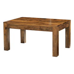 Cuba Sheesham Square Coffee Table